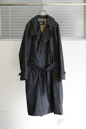 <SOLD OUT>Burberrys' - Trench Coat made in England 1960-70's