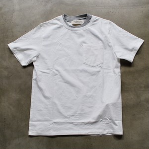 REMI RELIEF 30/-天竺グランジT OFF WHITE