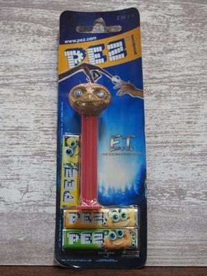 PEZ【ブリスターパッケージ版】 – E.T. (赤フード)
