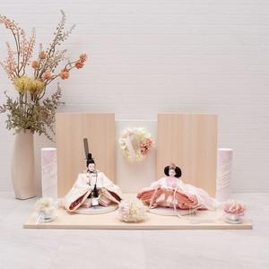 雛人形 親王飾り<Little Flower Flora>