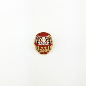 "Metadope""DARUMA LAPEL PIN"""