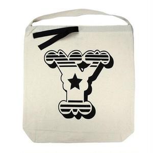 Bag-all バッグオール イニシャル レターバッグ (Y)