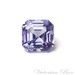 1.00ct Royal Asscher-cut Sapphire