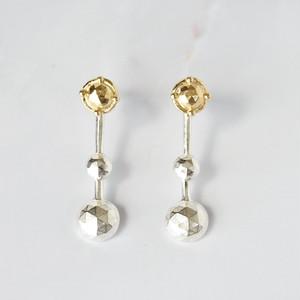 rosecut結合 pierce (1×2,long)