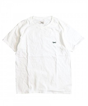"PENNEY'S / ぺニーズ | "" THE FOX BASIC CREW SS TEE "" - white"