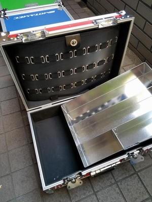 MOTAMEC フライトケース 工具トレー付き