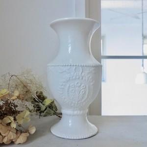 デンマーク製 ホワイトフラワーベース【LENE BJERRE リーネヴェール】¥7,600+tax