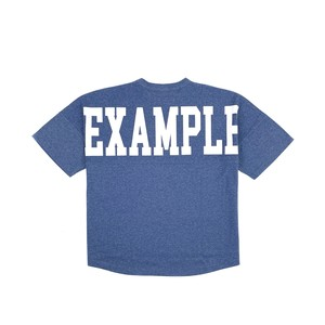 BIG COLLEGE LOGO TEE(JAPAN MADE)/ LIGHT BLUE