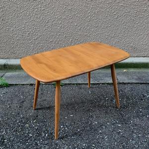 Ercol Occasional Coffee Table / アーコール オケージョナル コーヒーテーブル / 1904-0059