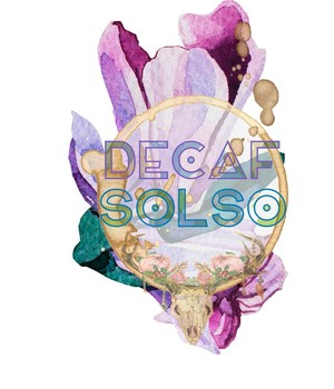 DECAF SOLSO 200g :  Columbia