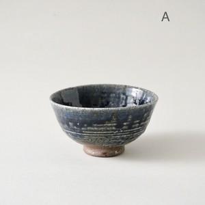 十場天伸 / ソーダ釉 飯碗