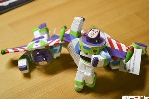 Buzz Lightyear Antenna Topper