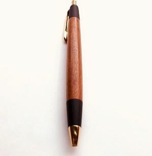 木のシャーペン ナツメ