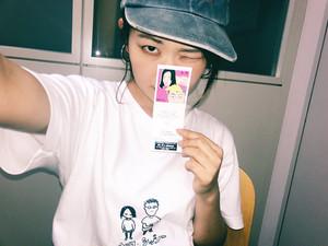 【残り1点】【XXLサイズ】『ウルフなシッシー』Tシャツ(B)白