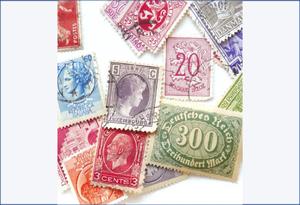 Vintage Stamps【Studio Carta】ビンテージ切手