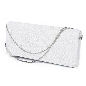 Bag Shoulder Wallet Pouch Style Clutch White (COS99-1115883)