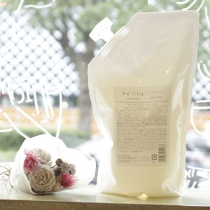NEW Re'lilla|「natural」 shampoo(700ml)