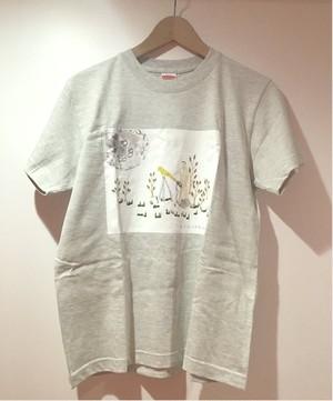 映画『だってしょうがないじゃない』オリジナルTシャツ(色:オートミール)Sサイズ