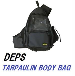 deps / ターポリンボディーバッグ
