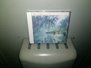 """fog:weave  - Split Album """"clear and serene"""""""