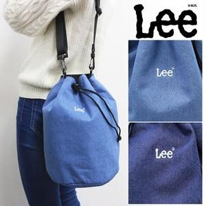 LEE(リー)デニム巾着バッグ・ドローストリングバッグ RankS
