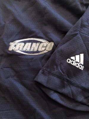 2000's adidas TRANCO polo shirt