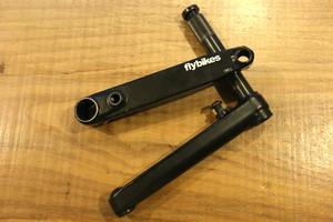 FLY BIKES 180mm CRANK 箱なしアクスル圧入済み