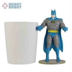 バーガーキング バットマン プラスチックカップ w フィギュア