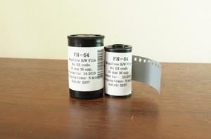 【 35mm モノクロネガ 】ASTRUM( アストラム )  FN-64 ISO64 36枚撮り