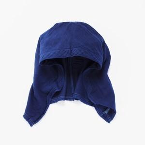 G-05 泉州綿紗 作業頭巾 本藍