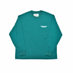 EXTRALESS Recreational L/S Tee Green EX19SS0003