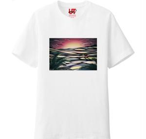 グラフィックTシャツ-Surfer girl