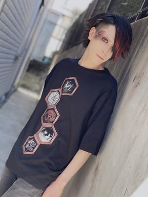 XANVALA / ジャノメ Tシャツ