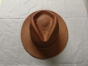 farmers hat / brown
