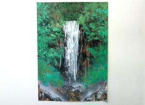 『逆水の滝-さかみずのたき』氷ノ山の幻の滝