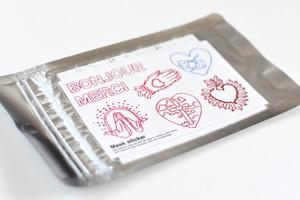 【特別限定無料配布】 Tomo_Shibata × Mask Sticker(通常価格550円)