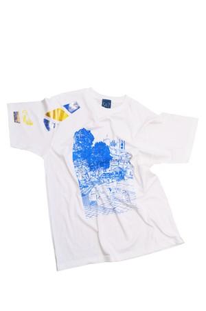 NO.507 町田カリオン広場のTシャツ【東京都】