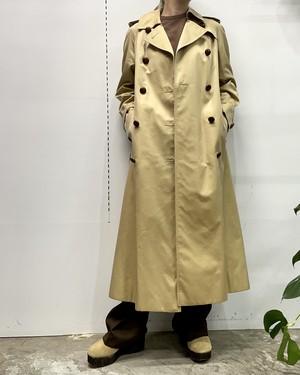 1980s MADE IN ENGLAND Aquascutum Aqua5 trench coat【5】