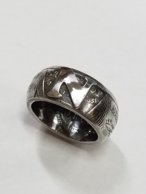MORGAN INITIAL RING