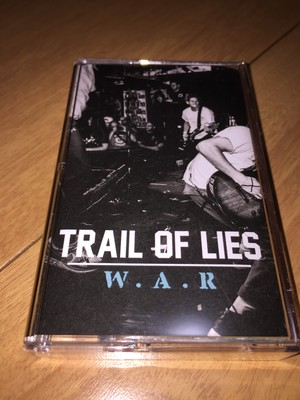 Trail Of Lies - W.A.R. TAPE