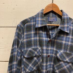 1950〜1960's pendleton ウールシャツ
