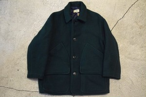 USED Women 80s L.L.Bean Wool Jacket - J0742