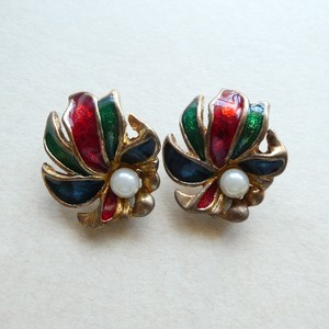 50s vintage earrings