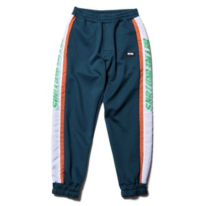 MYNE MOTORS track pants / BLUE