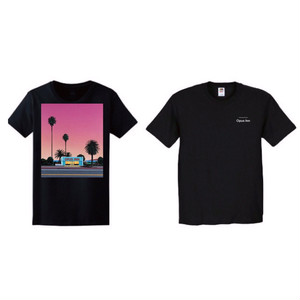 """【T-shirt】""""Time Gone By"""" Tee Shirt"""