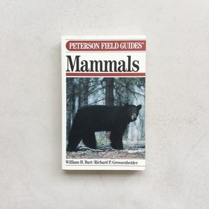 A Field Guide to the Mammals