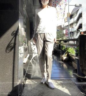 【ROSSO/ロッソ】オフホワイト長袖ロンT(340-243)