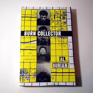 Burn Collector #1-9 Book