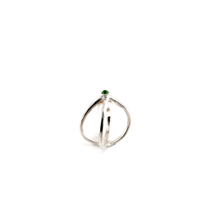 Co.Ro. Jewels WIRE RING SILVER