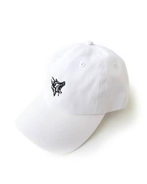 帽子3号 「狂犬」 白